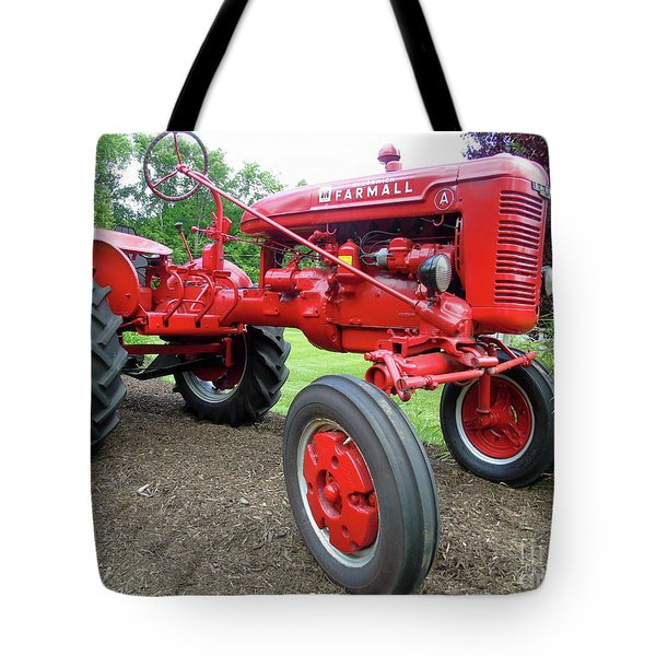 Farmall Tote Bag