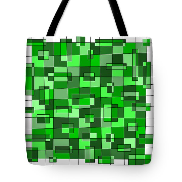 Farmer Green Tote Bag