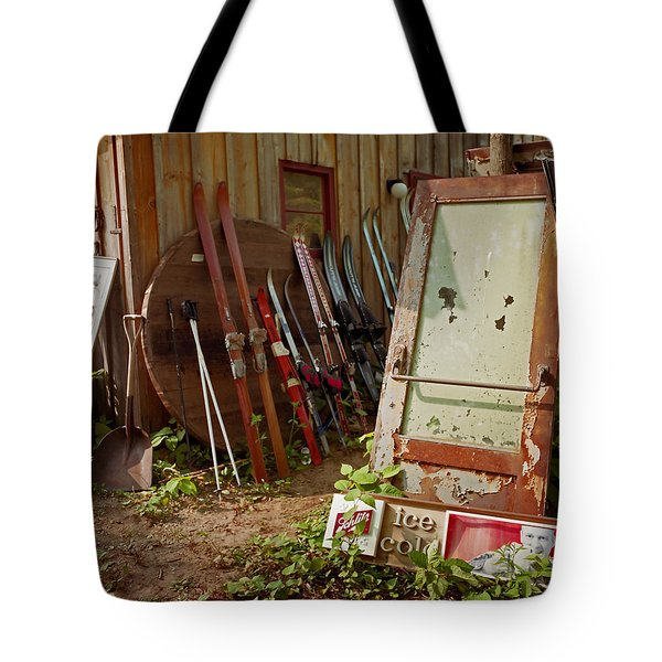 Farmhouse Antiques Tote Bag