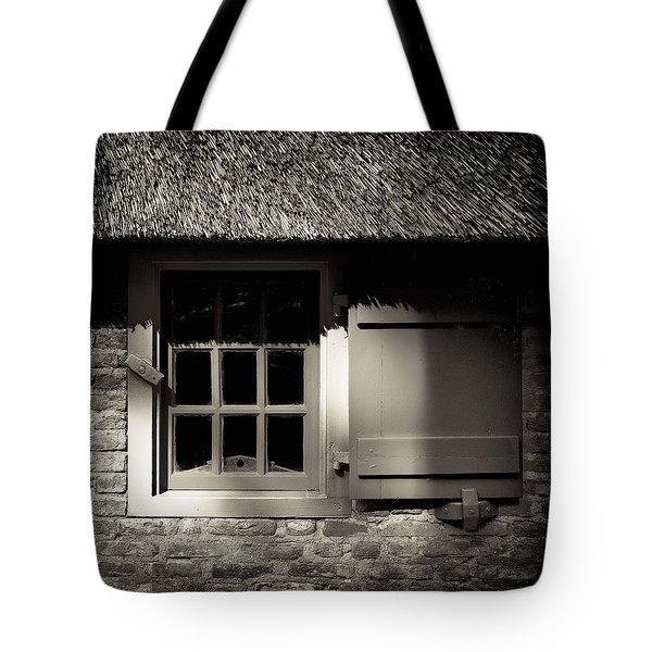 Farmhouse Window Tote Bag
