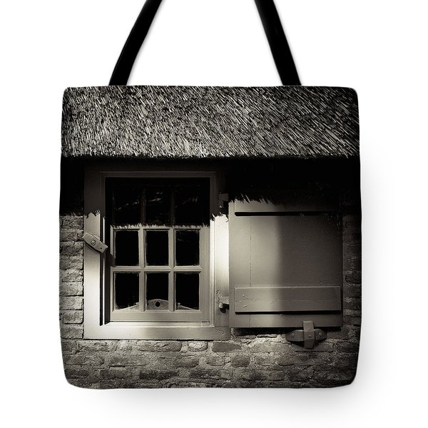 Farmhouse Window Tote Bag