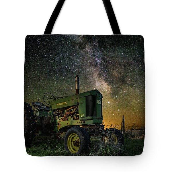 Farming The Rift 3 Tote Bag