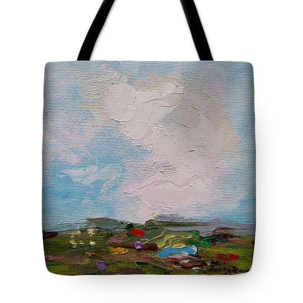 Farmland II Tote Bag