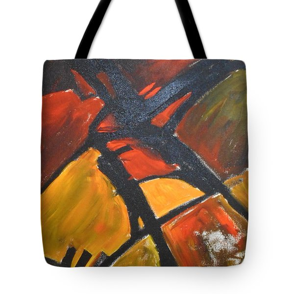 Farmlands Tote Bag