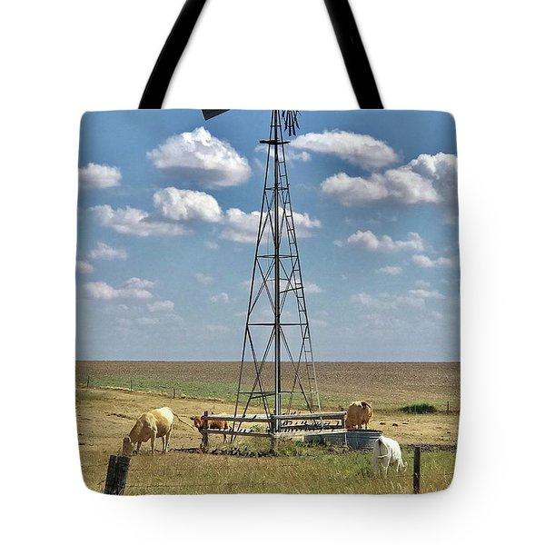 Farmlife Memories Tote Bag