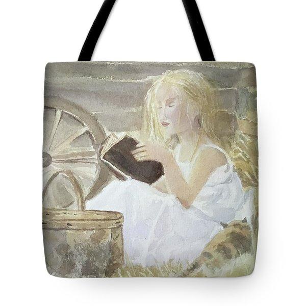 Farm's Reader Tote Bag