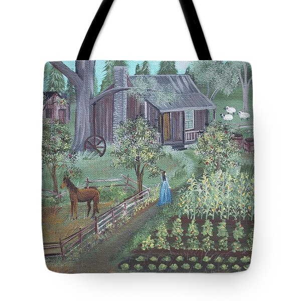Farmstead Tote Bag