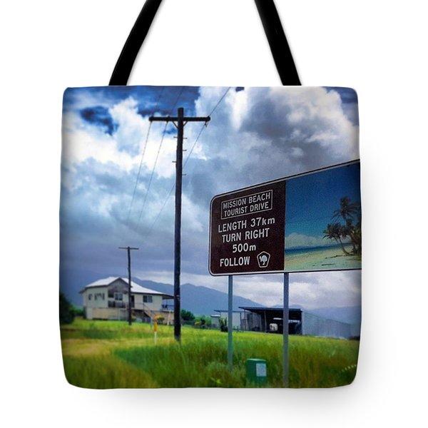 #farnorthqueensland #fnq #queensland Tote Bag