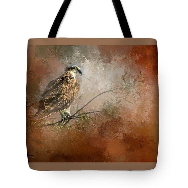 Farsighted Wisdom Tote Bag