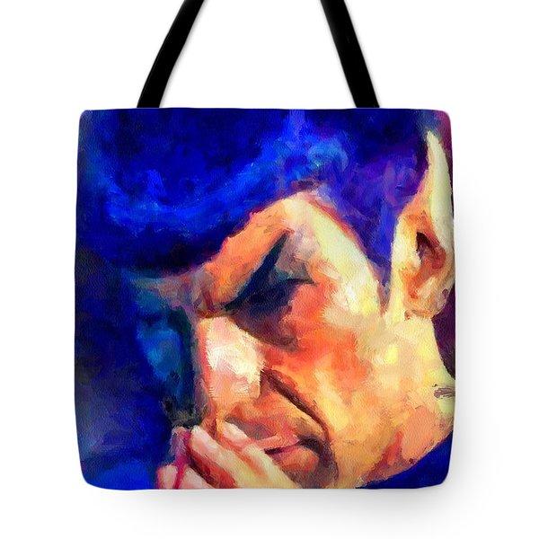 Fascinating Tote Bag