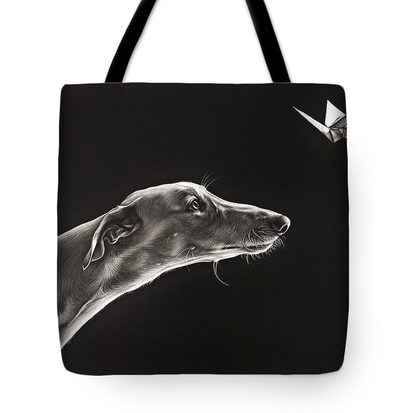 Fascination Tote Bag by Elena Kolotusha