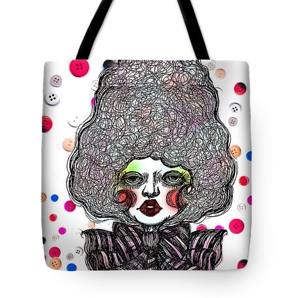 Fashion Doll Tote Bag