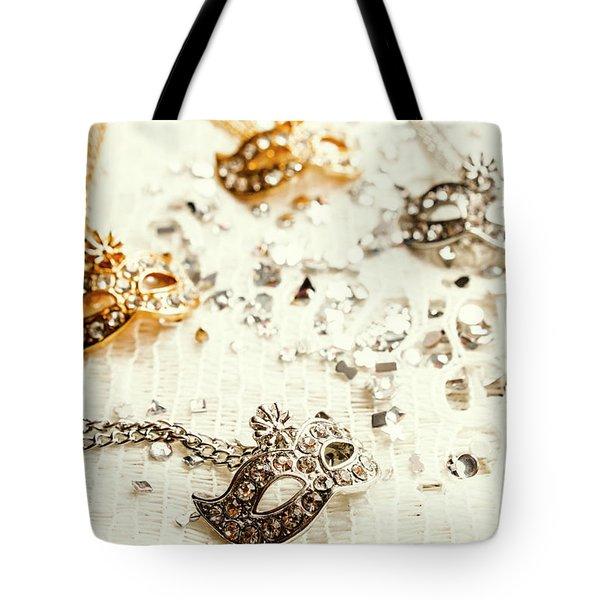 Fashion Funfair Tote Bag