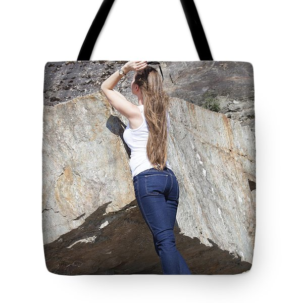 Fashion In Alaska Tote Bag