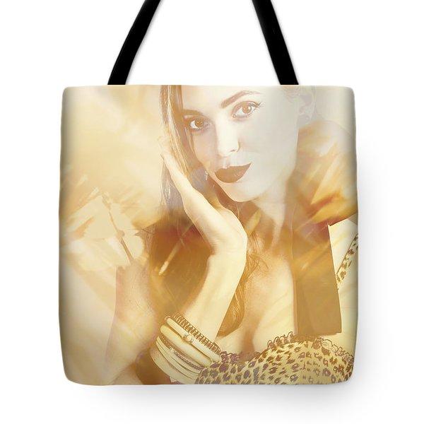 Fashion Reflections Tote Bag
