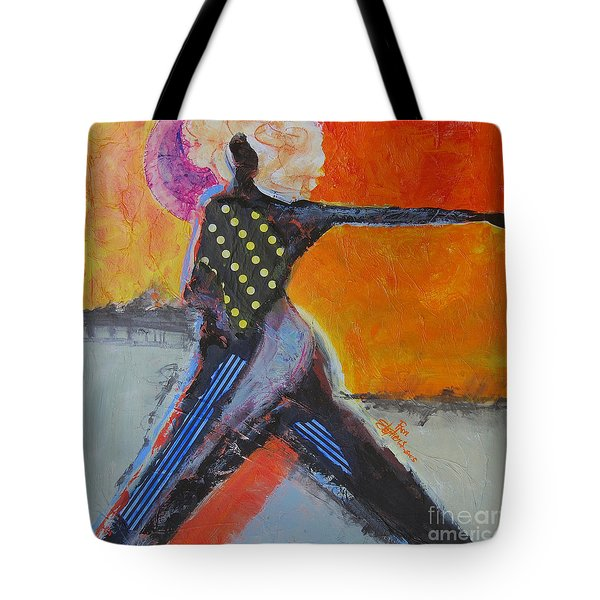 Fashionista Tote Bag by Ron Stephens