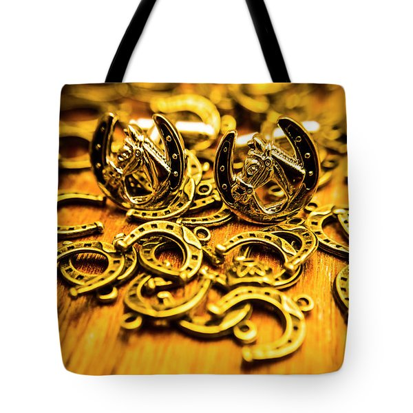Fashions On The Field Tote Bag