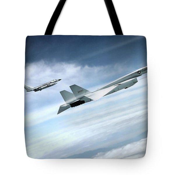 Fast Company Tote Bag