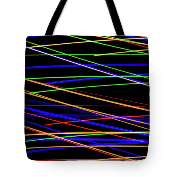 Fast Lanes Tote Bag