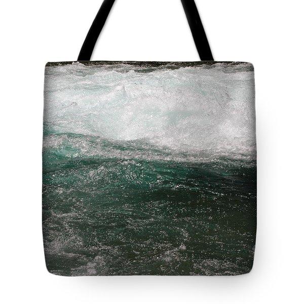 Fast Water Tote Bag