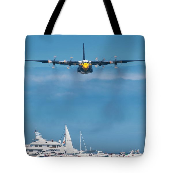 Fat Albert Tote Bag by Sebastian Musial