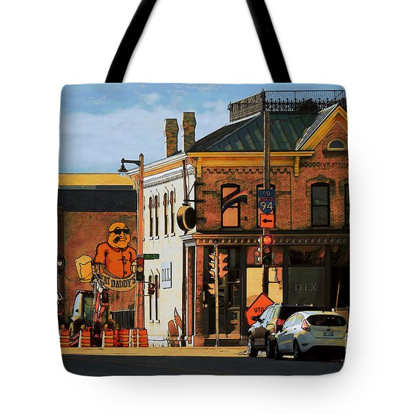 Fat Daddy's Tote Bag