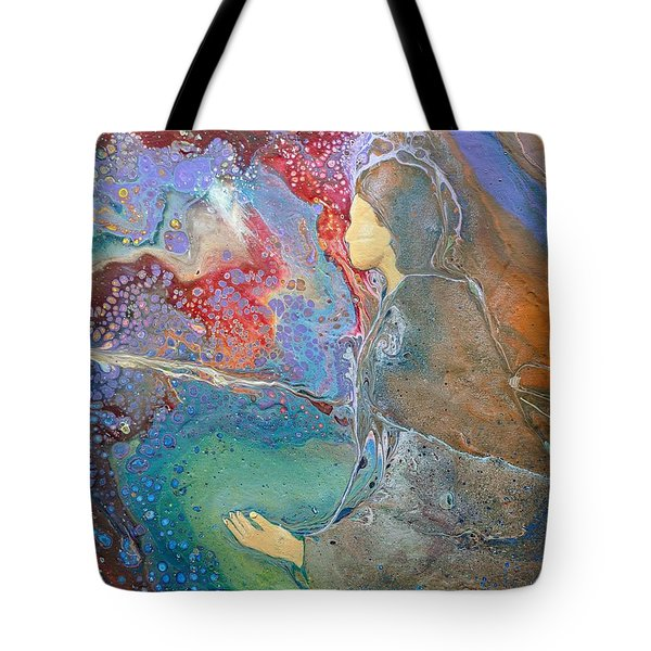 Father Of Lights Tote Bag