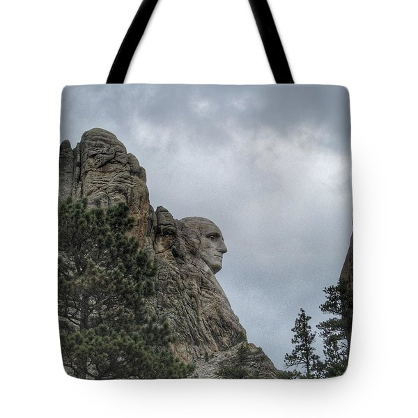 Father Of The Country Tote Bag