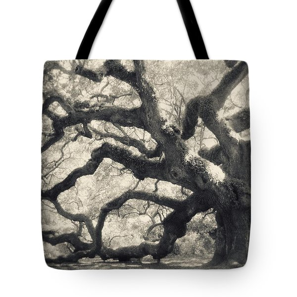 Tote Bag featuring the photograph Father Time by Amy Tyler