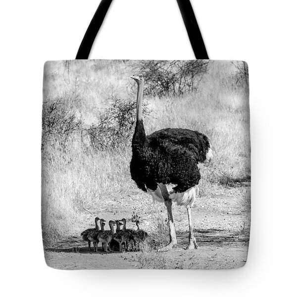 Fathers Day Tote Bag by Chris Scroggins