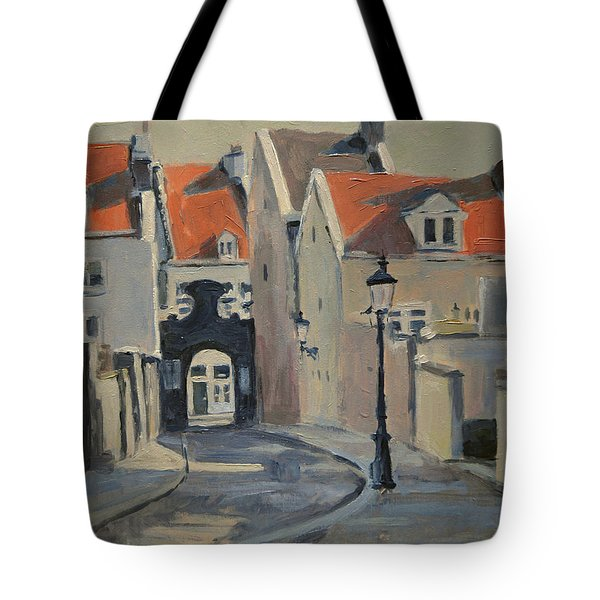 Fathers Gate Maastricht Tote Bag