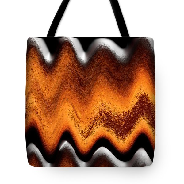 Fault Finding Tote Bag by Kellice Swaggerty
