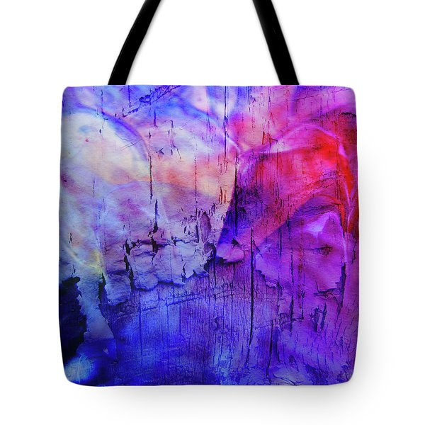 Faux Chasm Tote Bag