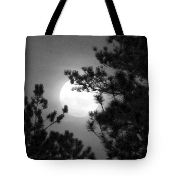 Favorite Full Moon Tote Bag