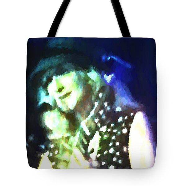 Favorite Jazz Singer Tote Bag