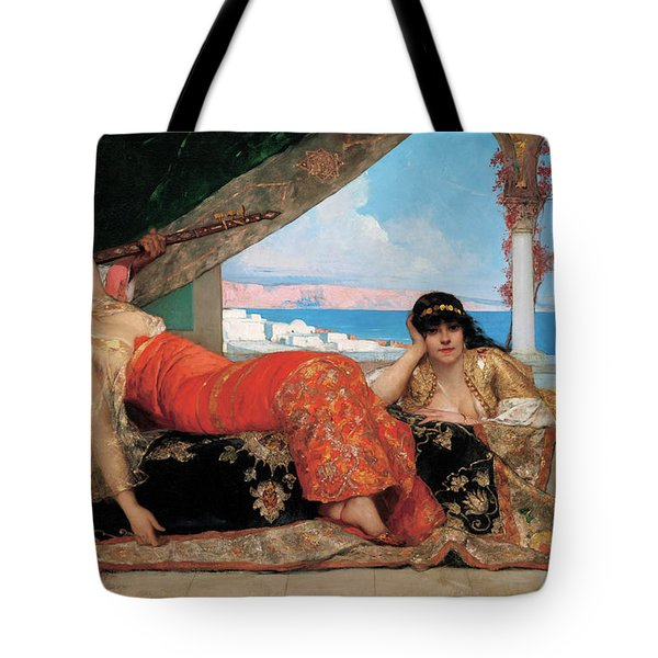 Favorite Of The Emir Tote Bag