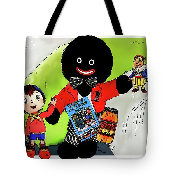 Favourite Childhood Memories Tote Bag