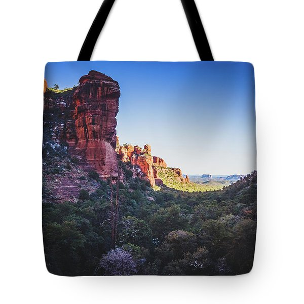 Fay Canyon Vista Tote Bag