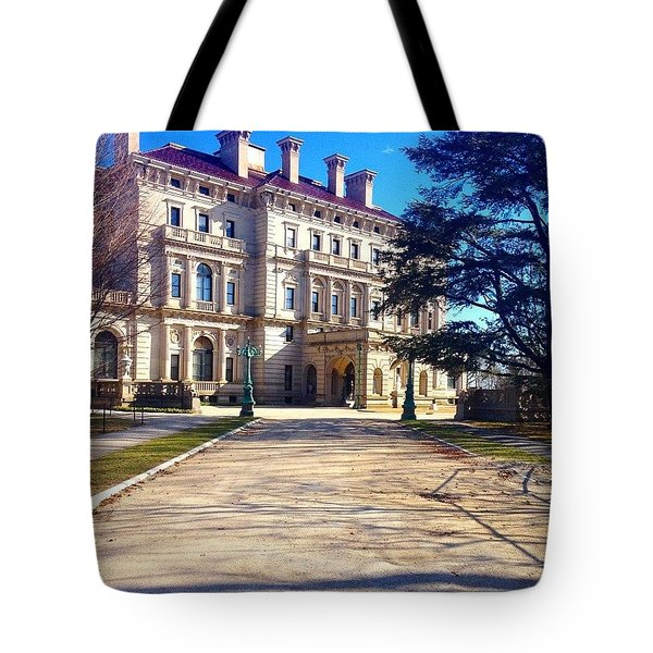 The Gilded Age Tote Bag by Kate Arsenault