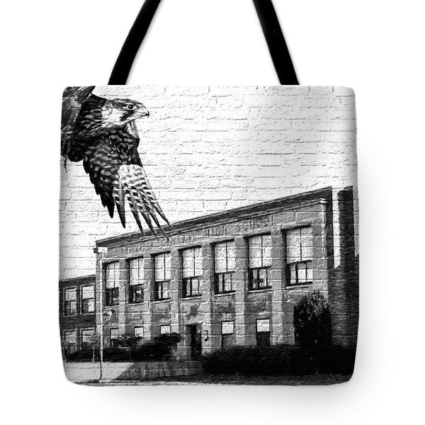 Fchs Falcons Tote Bag