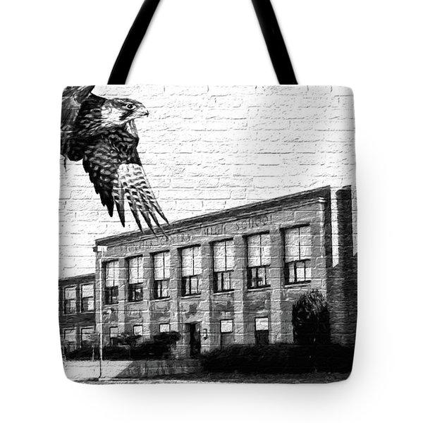 Fchs Falcons Tote Bag
