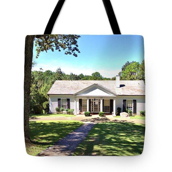 Fdr's Little White House Tote Bag