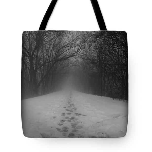 Fear Tote Bag