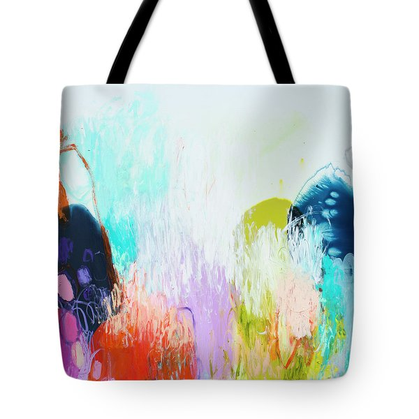 Fear Of Heights Tote Bag