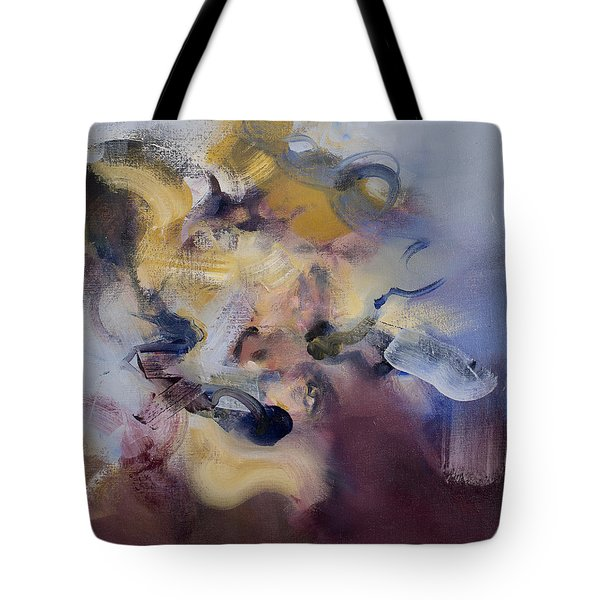 Fear Of Letting Go Tote Bag