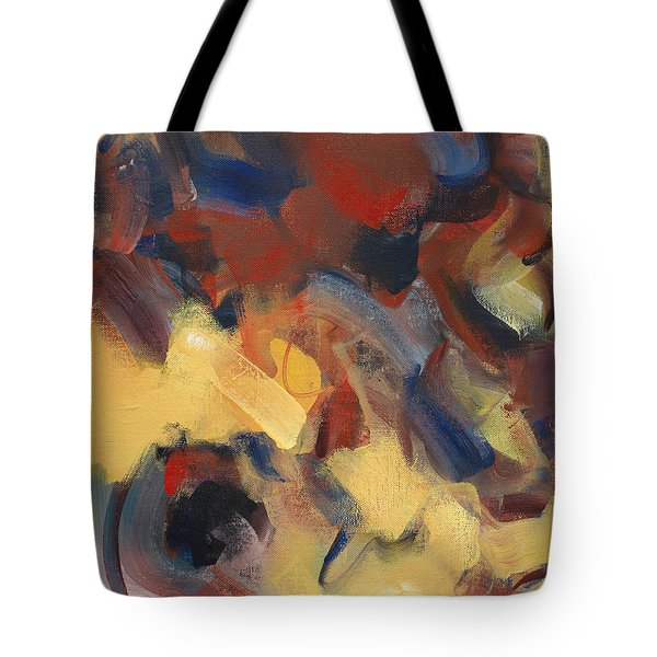 Fear Of The Enemy Tote Bag