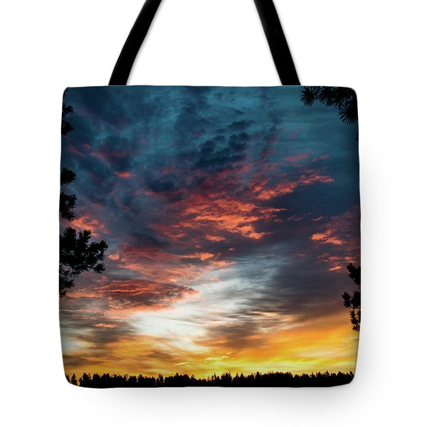 Fearless Awakened Tote Bag