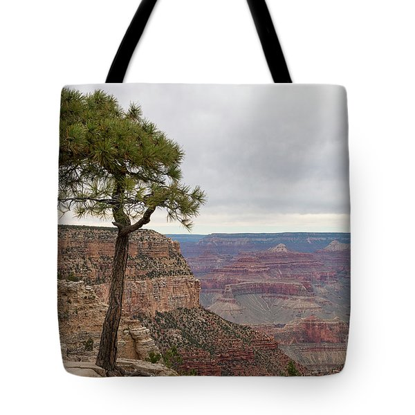 Fearless Tree Tote Bag