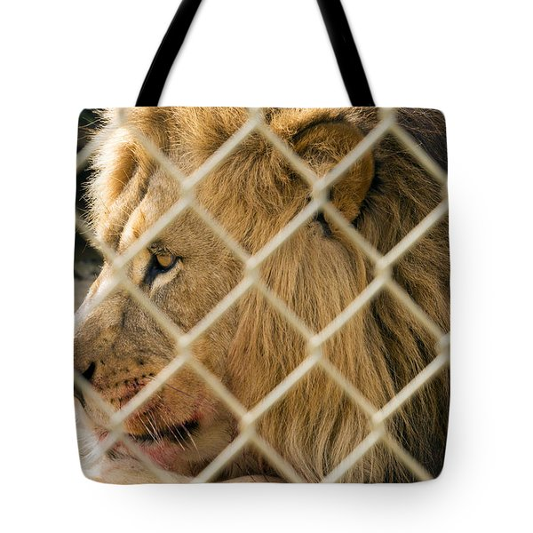 Feast For A King Tote Bag