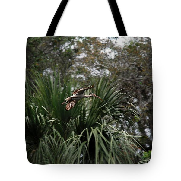 Feather 8-10 Tote Bag